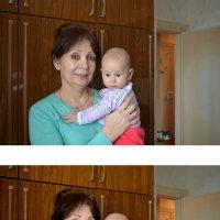 до и после :: Наташа Муртазаева