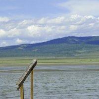 Мостик в озеро :: Nadia Lopsan