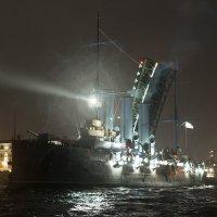 Возвращение крейсера Авроры :: Алексей Сильников