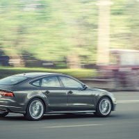 Audi a7 :: Леонид Баландин