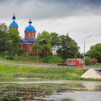 церковь в Рождествено :: Виктория Цурикова