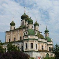 Собор Успения Пресвятой Богородицы в Горицком Успенском монастыре :: Galina Leskova