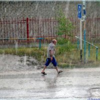 18 июля - День прогулок под дождем)) :: Андрей Заломленков