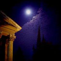 ..Кавказская ночь..(В Сочи тёмные ночи) :: Равиль Хакимов