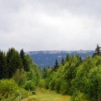 Гора Зюраткуль :: Полина Потапова