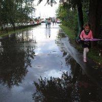 после дождика :: Михаил Зобов