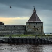 Крепость  «Орешек» :: Valeriy Piterskiy