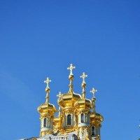Золотые купола :: alen.kon К