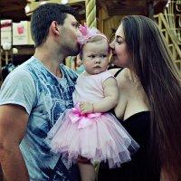 Семья в жизни это самое главное. :: Ирина Набоких