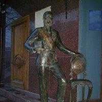 Статуя  императора  Франца - Иосифа   в   Ивано - Франковске :: Андрей  Васильевич Коляскин