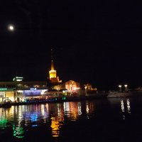 море и ночь............. :: Ирина Мамчур (Малыгина)