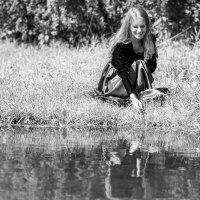 Девушка :: Дмитрий Захаров