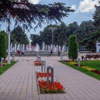 Анапский фонтан....узнали? :: Таня Харитонова