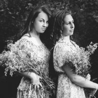 Виктория и Мария :: Юлия Ткаченко