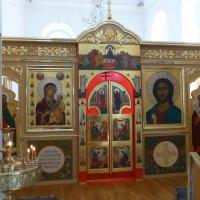 Храм в честь Обретения Честной Главы Иоанна Предтечи. :: Наиля