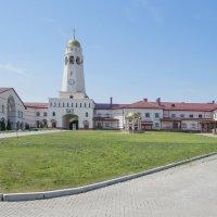 Свято-Богородичный Казанский монастырь :: Татьяна Кошкина