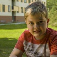 Про сына... :: Евгения К