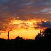 закат :: Анастасия