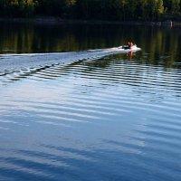 След на воде :: Леонид Макаров