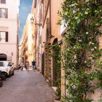 Via del Gesu, Roma, Italia :: David Rinenberg