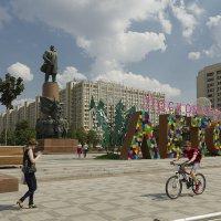 Калужская площадь :: Владимир Иванов