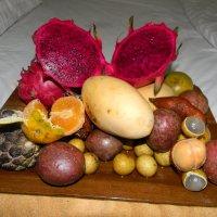 Тайские фрукты :: Олег Романенко
