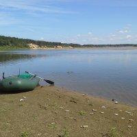 лодка :: Александра Андреева