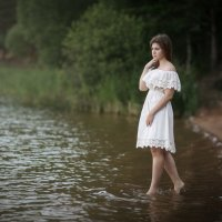 Утро на озере :: Алекс Римский