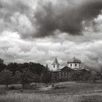 Церковь Покровы Пресвятой Богородицы. :: Андрий Майковский