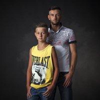 Отец и сын :: Николай Хондогий