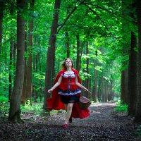 Красная Шапочка :: Ksenia Shelkova