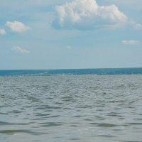 Вода и берег день чудесный :: Света Кондрашова