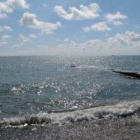 Море Море.. :: Елена Шишлянникова