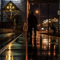 Свидание у моста :: Eugene *