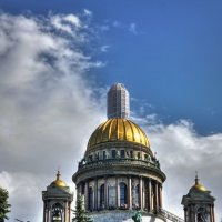 Исаакиевкий Собор, Санкт-Петербург :: Julia Martinkova