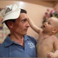 """"""" Дядь...а дядь...мне б такую шляпу!""""..))) :: Людмила Богданова (Скачко)"""