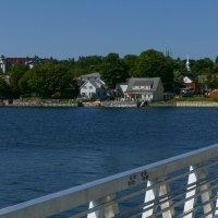 Городок Saint Andrews (New Brunswick, Canada) :: Юрий Поляков