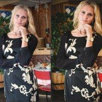 До-После :: Виктория Иванова