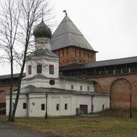 Храм Великого Новгорода :: Наталья