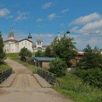 Ферапонтов монастырь. :: Александр Теленков