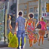 ТяжОлый Стамбульский шоппинг :: Лариса Журавлева