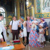 крещение :: Наталья