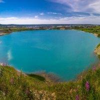 Голубое озеро :: aka valentinych