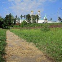 дорога к храму :: Тарас Золотько