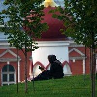 Вечерняя молитва :: Александр Попов