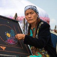 Лица Казахстана...д2. :: Евгений Шейнин