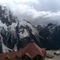 В горах :: Виктор