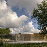 Водопад Ягала, Эстония :: Priv Arter