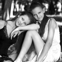 сестренки :: Евгений Стрелков