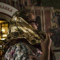 в монастыре :: Василий Шестопалов